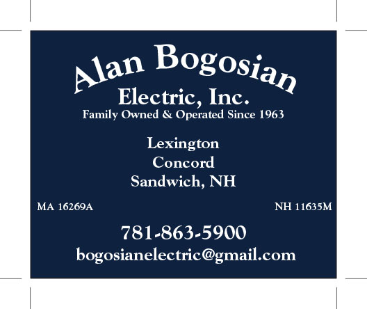 Alan Bogosian Electric