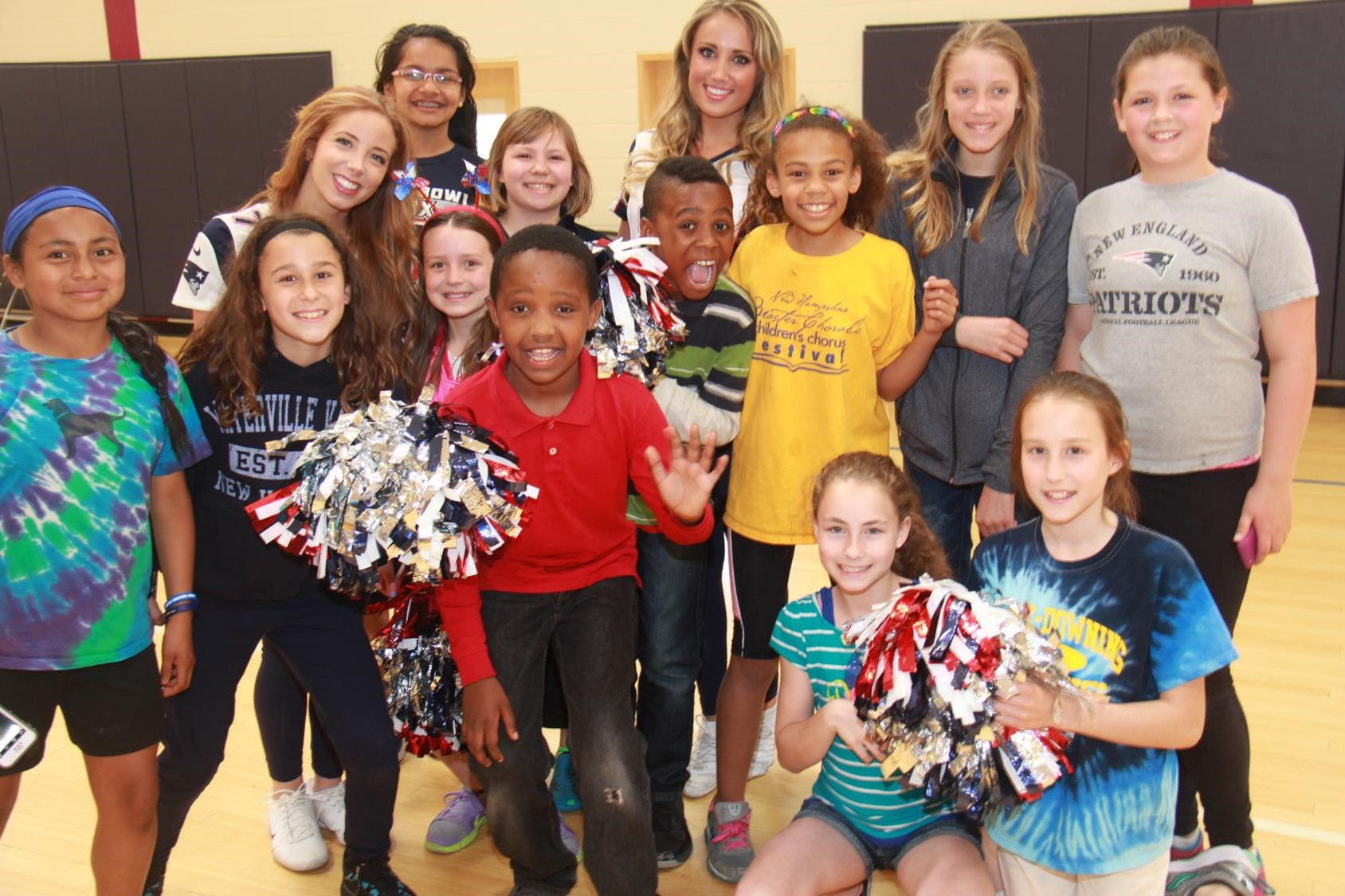 CheerleadersWithKids